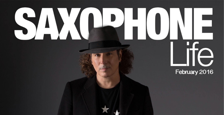 Saxophone Life Magazine-February 2016